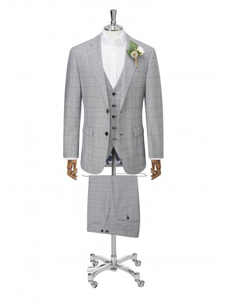 buy Anello Tailored fit Stretch Jacket
