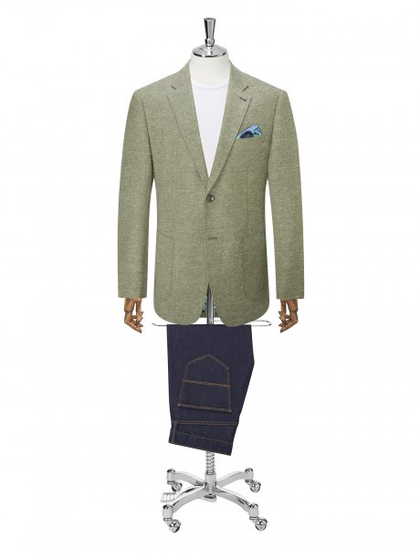 buy Bailiff Tailored fit Stretch Jacket