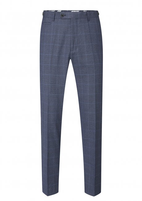 buy Anello Tailored fit Stretch Trouser