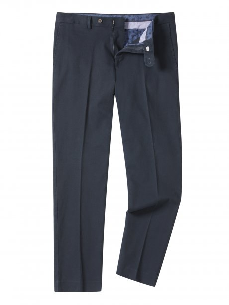 buy Antibes Tailored fit Active waist Stretch Chino