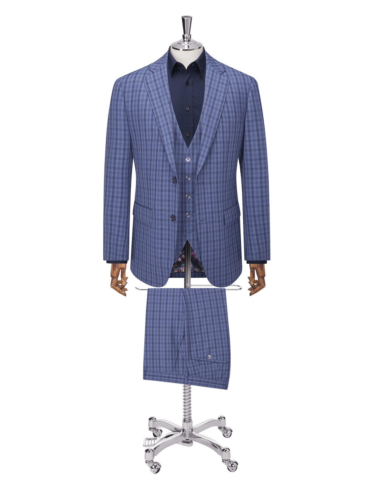 Tucci Tailored fit Stretch Jacket