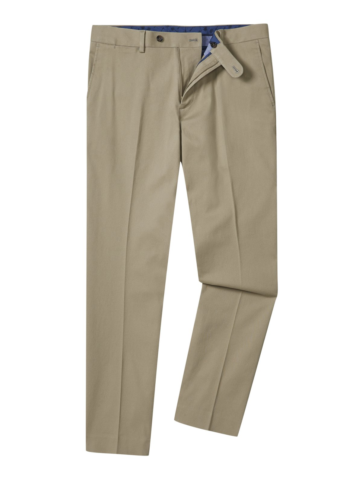 Antibes Tailored fit Active waist Stretch Chino
